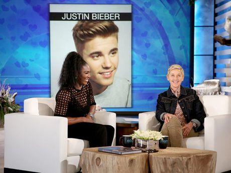 Serena Williams la fan cuong cua Justin Bieber - Anh 1