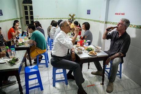 Dau bep hang dau the gioi than voi Obama khang dinh khong bao gio dung bua voi Trump - Anh 2