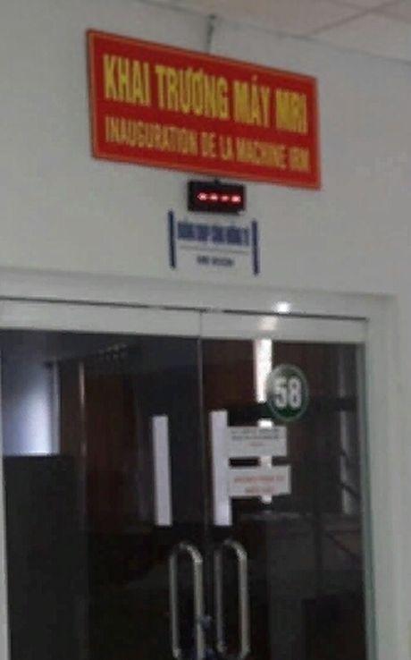 May trieu do chup MRI 'dap chieu' do loi... con nguoi - Anh 1