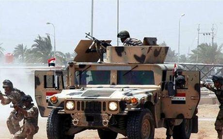 Quan doi Iraq day lui IS, mo rong pham vi kiem soat o Mosul va Niveveh - Anh 1
