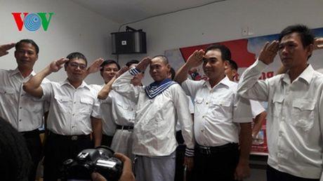 'Vong tron yeu thuong' cua cuu binh Gac Ma - Anh 2