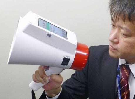 Panasonic cho ra mat chiec loa dac biet co kha nang tu dong dich - Anh 1