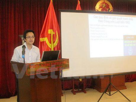 Dai su quan Viet Nam tai Malaysia noi chuyen ve tinh hinh Bien Dong - Anh 1