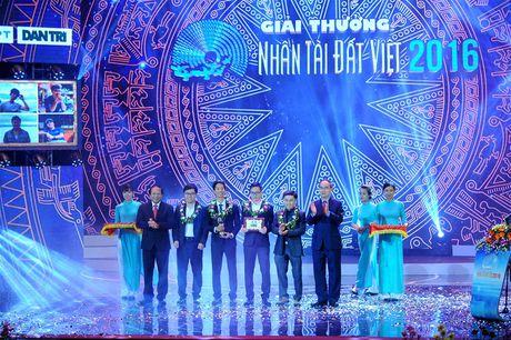 Nhan tai Dat Viet 2016 co 2 Quan quan CNTT - Anh 1