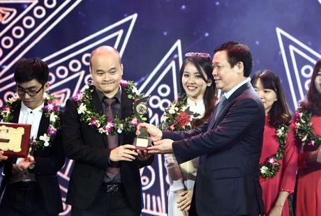 Nhan tai Dat Viet 2016 co 2 Quan quan CNTT - Anh 2