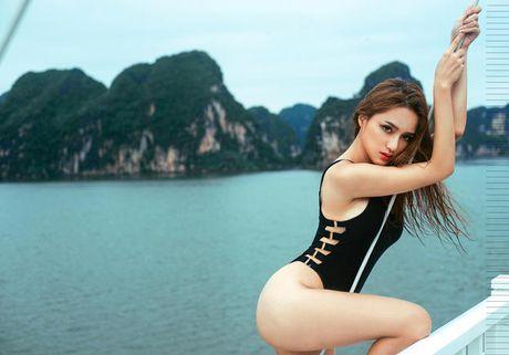 De nhat my nu chuyen gioi Viet qua 'nong' voi ao tam - Anh 15
