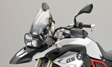 BMW F800GS Adventure va Yamaha FJ-09: Ai do van ai? - Anh 6