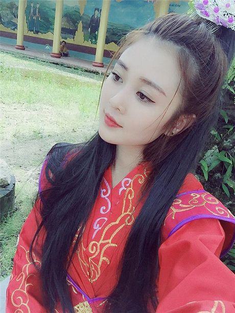 Me man co 'ban gai' qua xinh dang gay sot cua Chi Dan - Anh 11