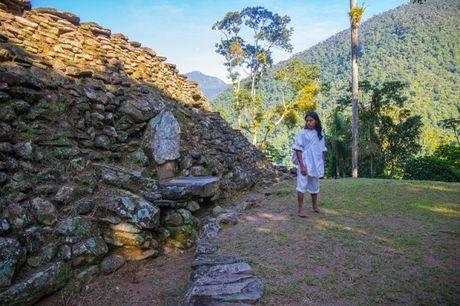 Choang ngop voi thanh pho co dang khai quat tai Colombia - Anh 6