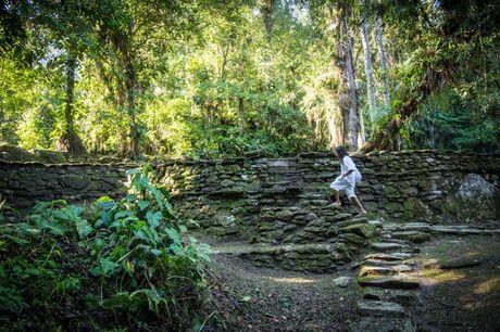 Choang ngop voi thanh pho co dang khai quat tai Colombia - Anh 8