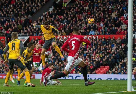 Man United 1-1 Arsenal: Nguoi tinh chiu troi tinh - Anh 5