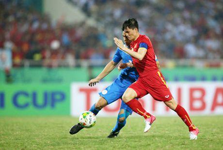 Truc tiep Myanmar vs Viet Nam bang B AFF Cup 2016 - Anh 1