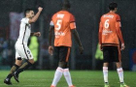 Nguy cho PSG: Di Maria co the vang mat tran gap Arsenal - Anh 2