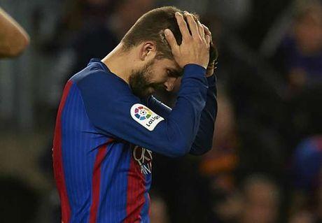 Khong thang Malaga, Barcelona tra gia cuc dat - Anh 1