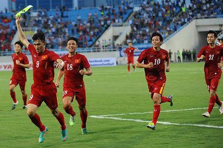 Cong Vinh san bang ky luc cua Huynh Duc - Anh 1
