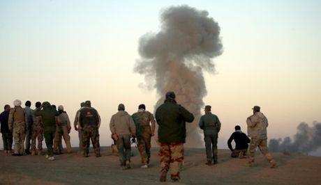 Chien dich giai phong Mosul khoi IS van ruc lua qua anh - Anh 7
