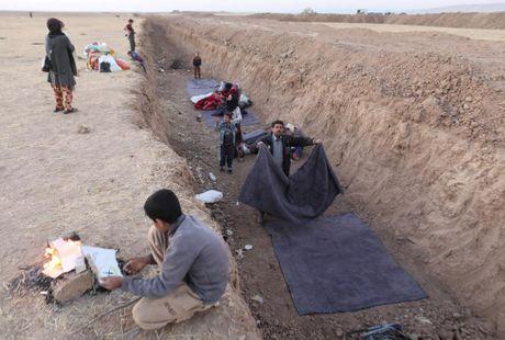 Chien dich giai phong Mosul khoi IS van ruc lua qua anh - Anh 9