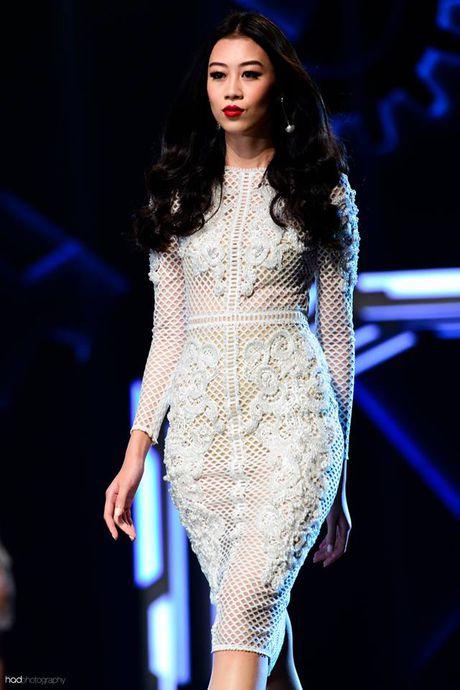 Hinh anh quyen ru cua mau Viet thi Asia's Next Top Model 2016 - Anh 1