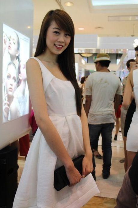 Hinh anh quyen ru cua mau Viet thi Asia's Next Top Model 2016 - Anh 9