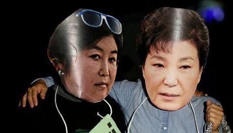 Han Quoc khoi to ban than tong thong Park Geun Hye - Anh 1