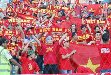 AFF Cup 2016: Cong Vinh va Van Quyet lap cong, tuyen Viet Nam ha Myanmar tai Thuwanna - Anh 16