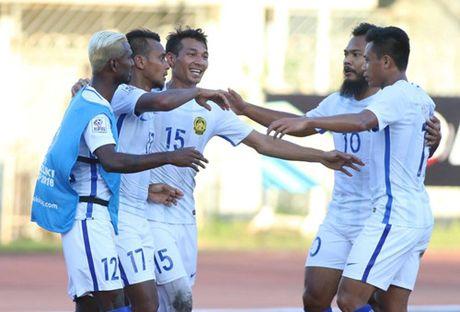 AFF Cup 2016: Cong Vinh va Van Quyet lap cong, tuyen Viet Nam ha Myanmar tai Thuwanna - Anh 18