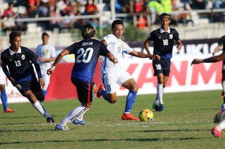 AFF Cup 2016: Cong Vinh va Van Quyet lap cong, tuyen Viet Nam ha Myanmar tai Thuwanna - Anh 19