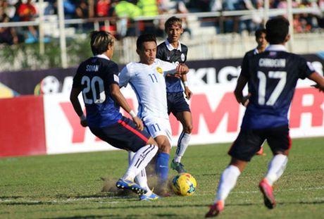AFF Cup 2016: Cong Vinh va Van Quyet lap cong, tuyen Viet Nam ha Myanmar tai Thuwanna - Anh 20