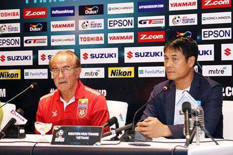 AFF Cup 2016: Cong Vinh va Van Quyet lap cong, tuyen Viet Nam ha Myanmar tai Thuwanna - Anh 21