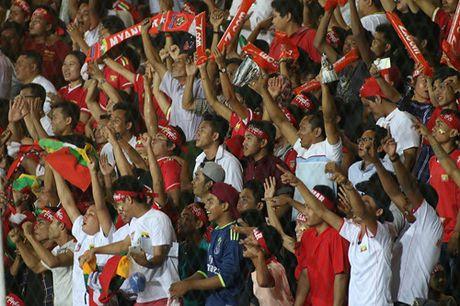 AFF Cup 2016: Cong Vinh va Van Quyet lap cong, tuyen Viet Nam ha Myanmar tai Thuwanna - Anh 2