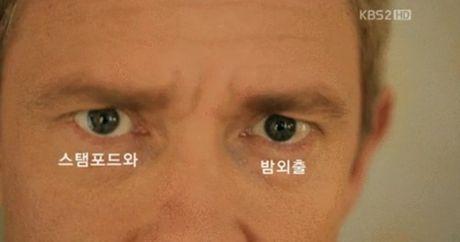 """""""Huyen thoai bien xanh"""" bi chi trich vi copy y tuong tu """"Sherlock""""? - Anh 6"""