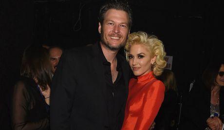 "Gwen Stefani: ""Blake Shelton la nguoi dan ong tuyet voi"" - Anh 1"