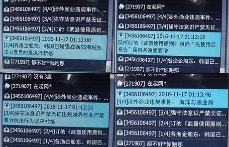 "Trung Quoc canh bao ngu dan ""ne"" lanh hai Han Quoc - Anh 1"