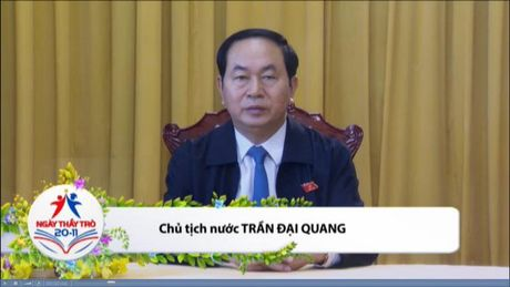 "Truc tiep chuong trinh truyen hinh marathon 16 tieng ""Ngay Thay tro"" - Anh 1"