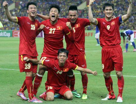 Tran ra quan AFF Cup: Lich su dang nghieng ve Viet Nam - Anh 1