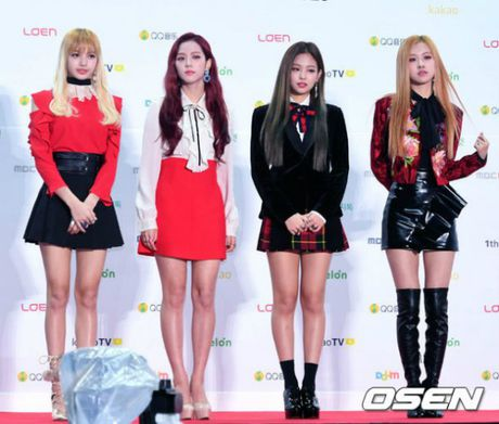 Melon Music Awards: Fan I.O.I am uc vi bi Black Pink cuop giai Tan binh - Anh 1