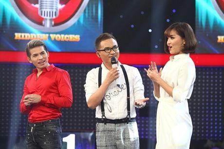 Giong Ai Giong Ai: Thu Trang quyet tam 'cat dut' tinh ban voi Tran Thanh - Anh 1