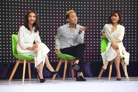 Giong Ai Giong Ai: Thu Trang quyet tam 'cat dut' tinh ban voi Tran Thanh - Anh 2