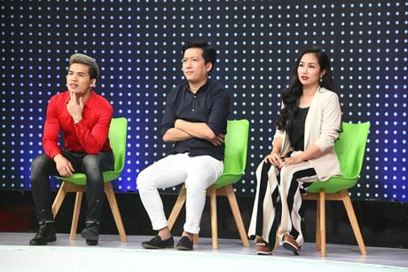 Giong Ai Giong Ai: Thu Trang quyet tam 'cat dut' tinh ban voi Tran Thanh - Anh 3