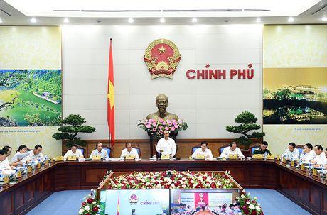 Chinh phu ban hanh Chuong trinh hanh dong giai doan 2016 – 2021 - Anh 1