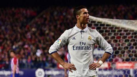 """Real – Ronaldo cung giai han truoc """"cai gai"""" Atletico - Anh 1"""
