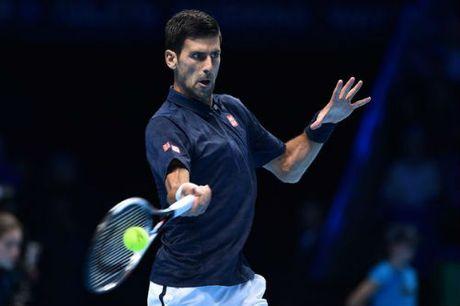 Djokovic - Nishikori: Than toc vao chung ket (ATP Finals) - Anh 1