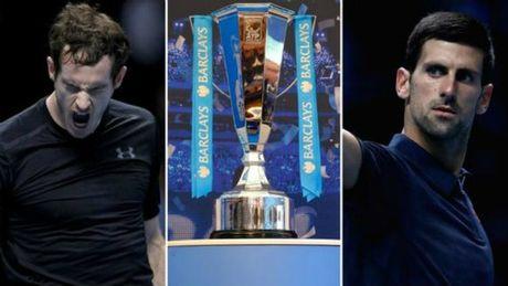 Murray – Djokovic: Nhat tien ha song dieu (CK ATP Finals) - Anh 1