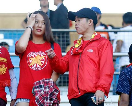 """Fan nu Viet Nam & Myanmar """"do sac"""" o dai chien AFF Cup - Anh 7"""