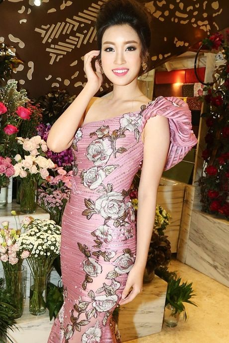 Hoa hau Do My Linh do sac cung 'dan chi' Hong Nhung, Le Quyen - Anh 2