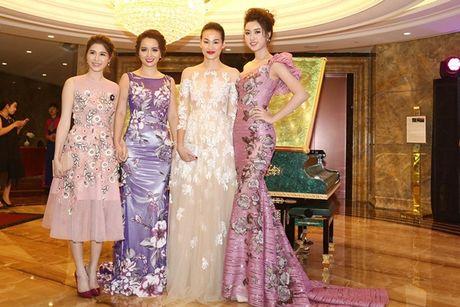 Hoa hau Do My Linh do sac cung 'dan chi' Hong Nhung, Le Quyen - Anh 4