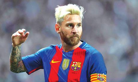 Barca soc nang voi yeu sach cua Messi - Anh 1
