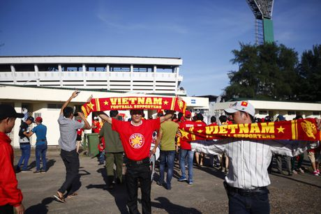 Myanmar vs Viet Nam (1-2, hiep 2): Cong Vinh lap cong - Anh 11