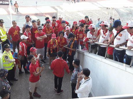 Myanmar vs Viet Nam (1-2, hiep 2): Cong Vinh lap cong - Anh 14