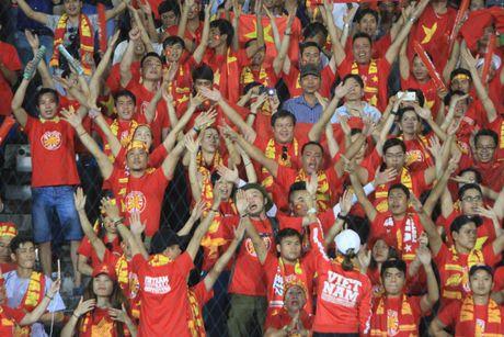 Myanmar vs Viet Nam (1-2, hiep 2): Cong Vinh lap cong - Anh 5